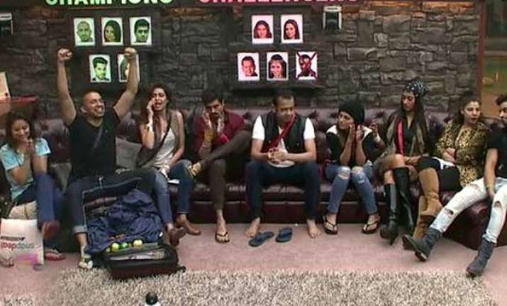 bigg boss halla bol day 4 champions win the luxury budget