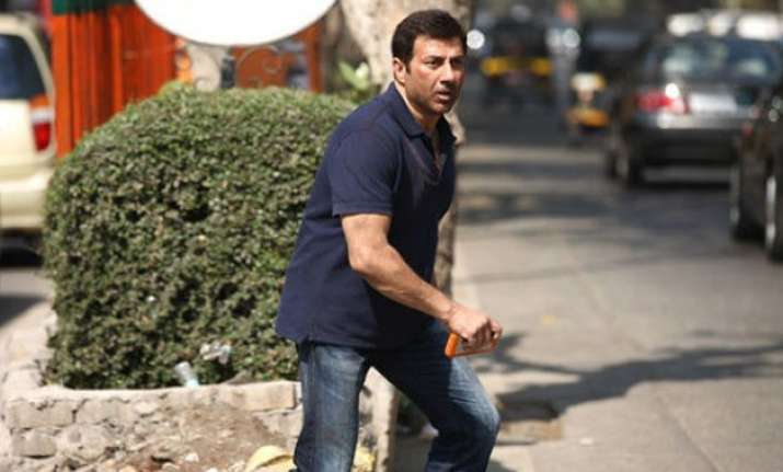 sunny deol s ghayal once again postponed once again will