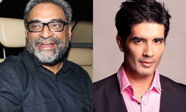 excited to work with r balki manish malhotra