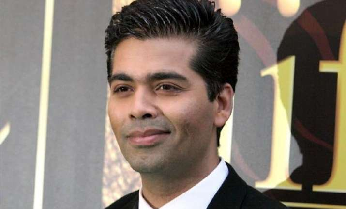 have an obsession for benches karan johar