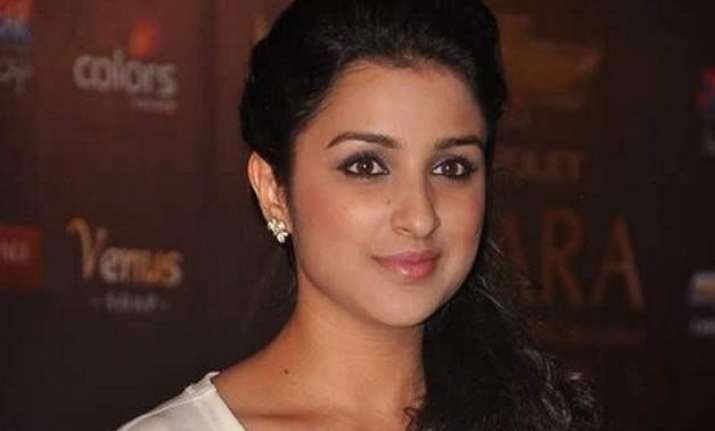 did we hear that parineeti chopra cried while watching
