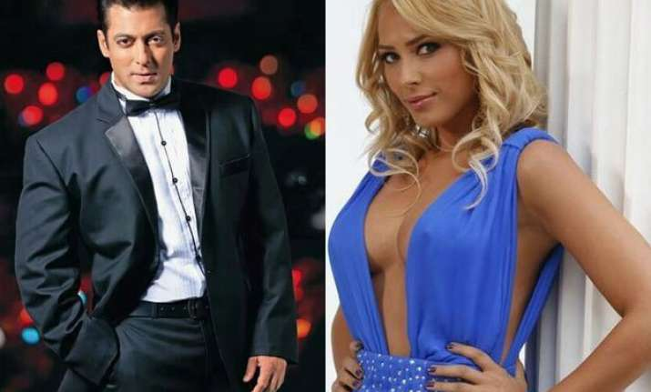 salman khan s rumoured girlfriend iulia has a special