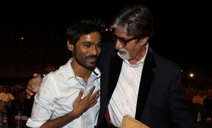 i am not qualified enough to do big b s films dhanush