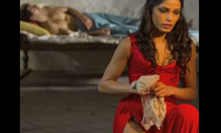 Frieda Pinto Sex Scene