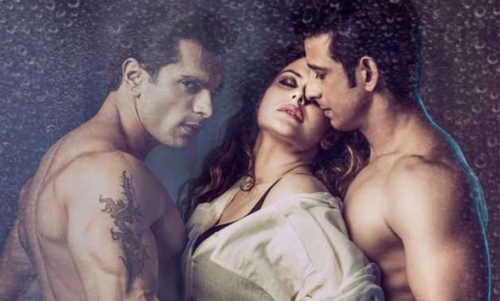 sharman zarine comfortable with sex scenes in hate story 3