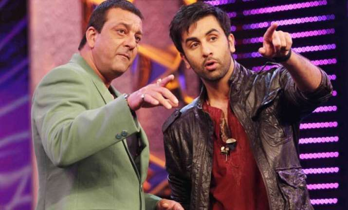 is ranbir kapoor playing sanjay dutt in the biopic