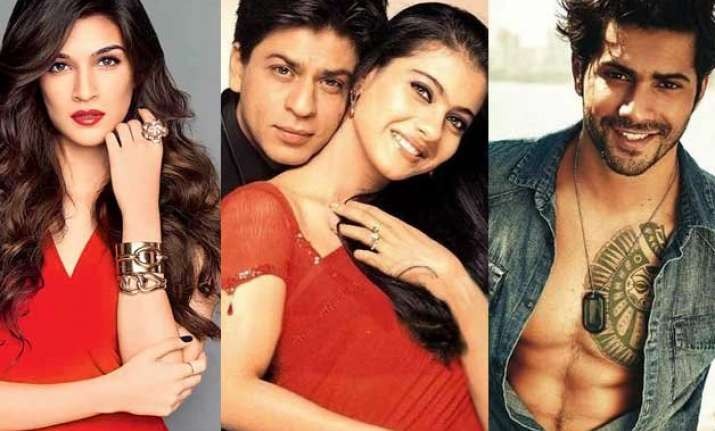 yet to shoot with srk kajol kriti sanon