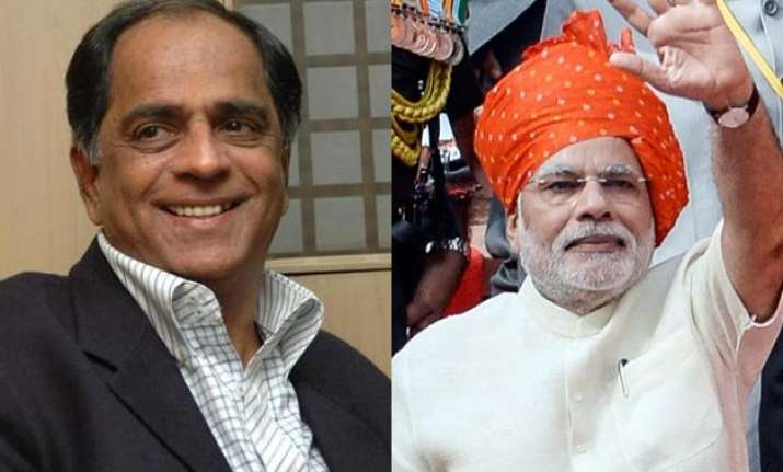 censor board chief coming up with a song in praise of pm