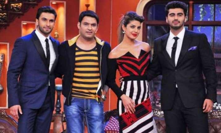 arjun kapoor won t host comedy nights with kapil episode