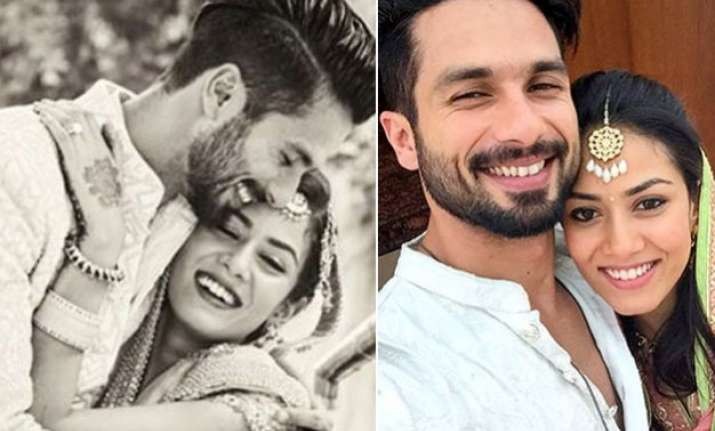 shahid kapoor reveals secret of his happy married life with