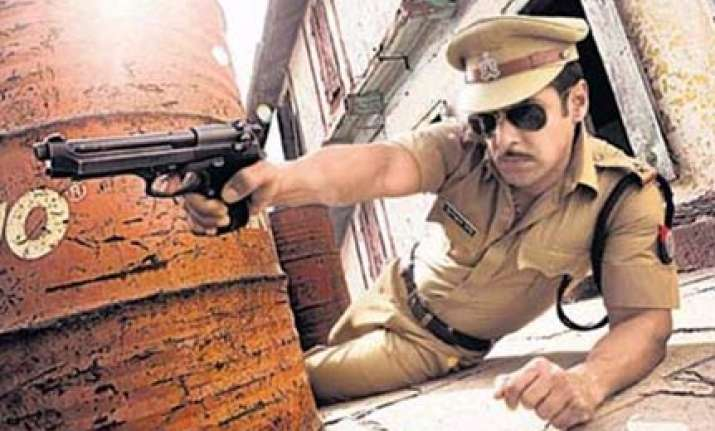 did salman khan direct dabangg