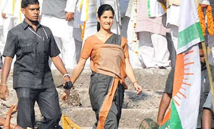 for rajneeti success party katrina is a must