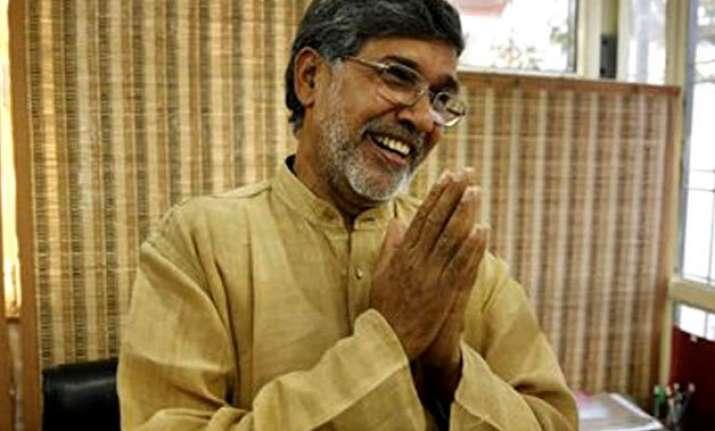 nobel laureate kailash satyarthi to appear as guest on