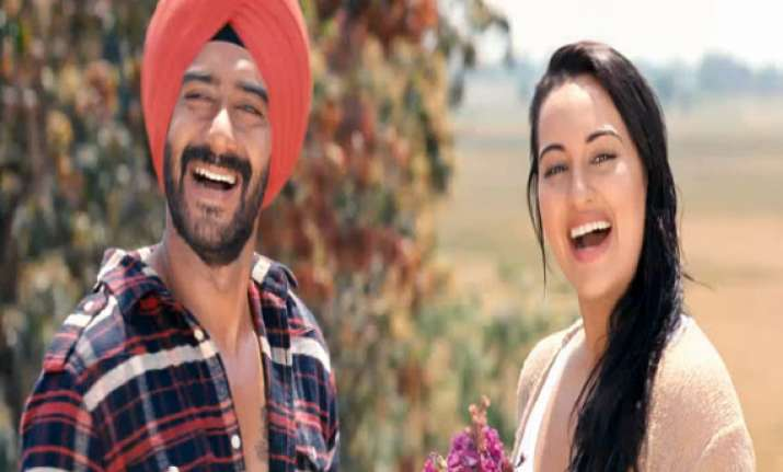 ajay devgn confident about success of son of sardar bollywood