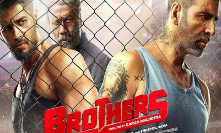 brothers trailer gets over 8 million views