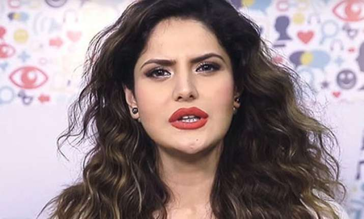 humiliated zareen khan says no to salman walks out of