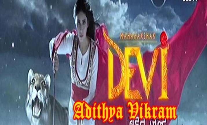 maharakshak devi superheroine lands on indian tv