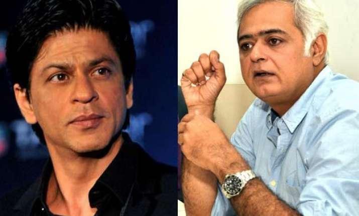chakdeindia hansal mehta criticized for tweet on srk s