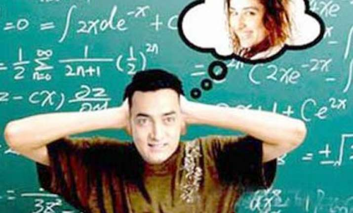 aamir khan was worried to be a part of 3 idiots raju hirani