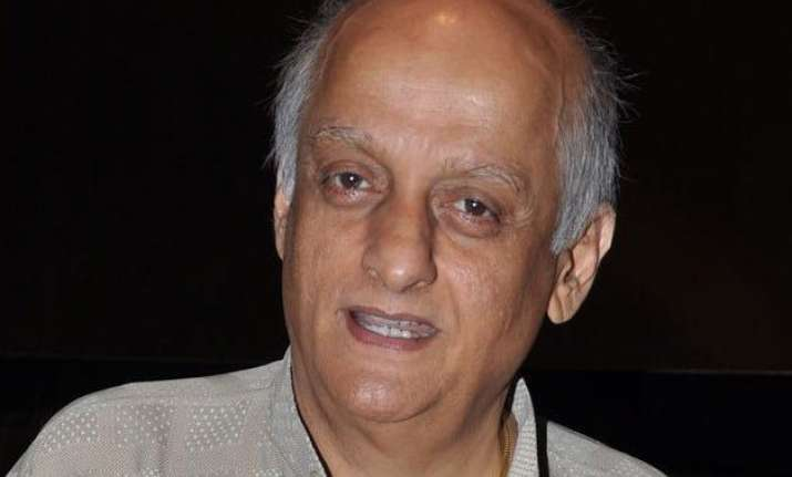 mukesh bhatt roots for new talent in films