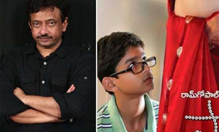 ram gopal verma s savitri poster controversy director gives