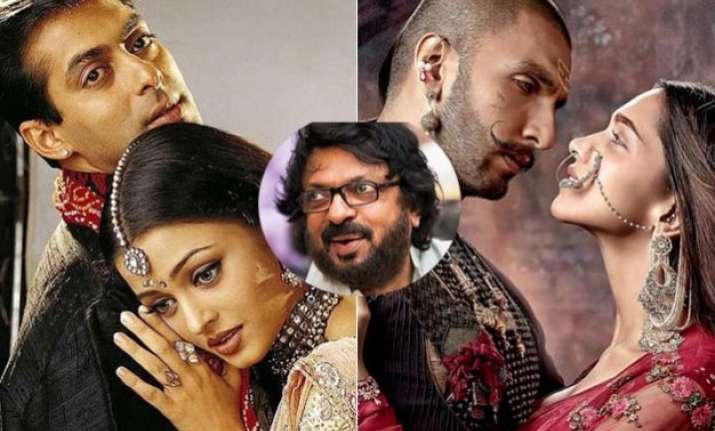 hddcs to bajirao mastani sanjay leela bhansali reveals his