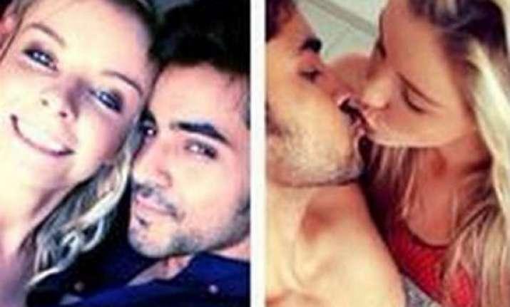 will gautam s selfie kissing a girl disturb his relations