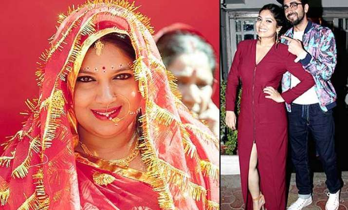 is that chubby bubbly bhumi pednekar of dum laga ke haisha