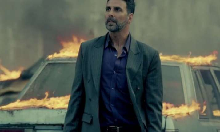 akshay kumar starrer airlift takes off in style mints rs