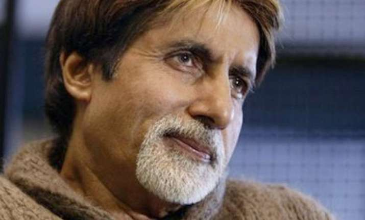 bachchan apprises fans of his bad health