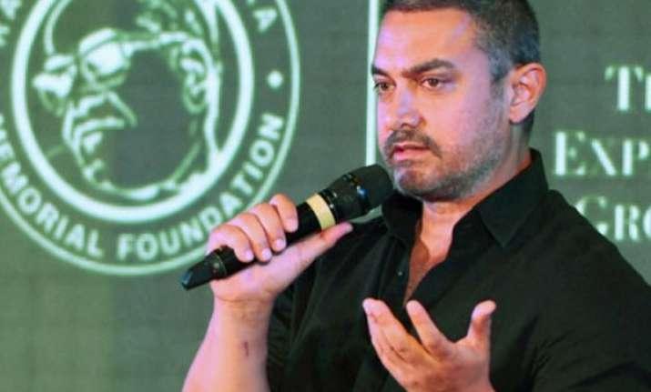 when some blind kids helped aamir khan get over intolerance