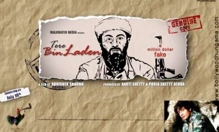 bollywood s satire on osama pak actor gets restricted