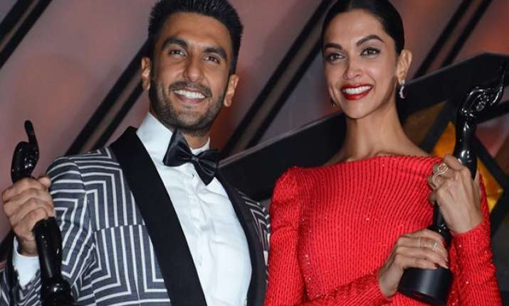 wow did ranveer singh deepika padukone just made their