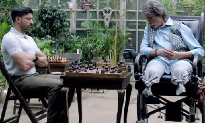 wazir big b farhan akhtar starrer has ordinary weekend