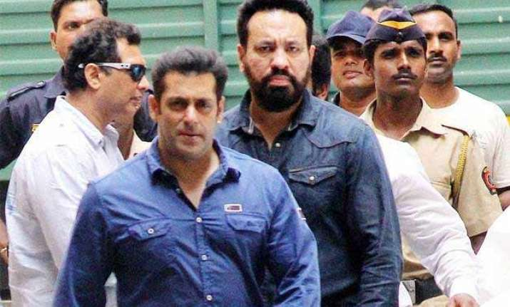 arms act case salman khan s plea for witness dismissed