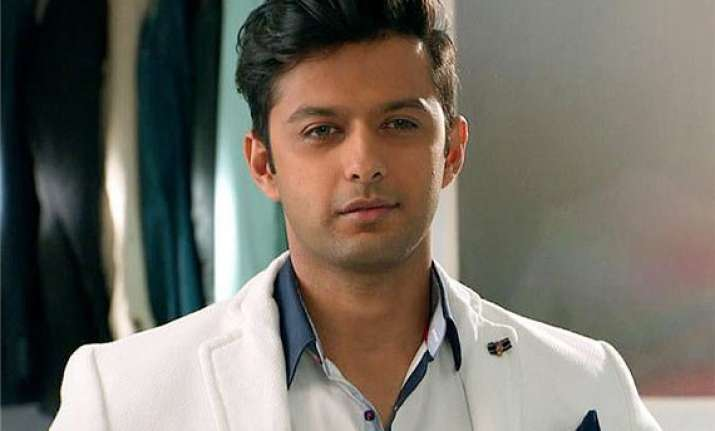 vatsal sheth learnt to keep patience from showbiz