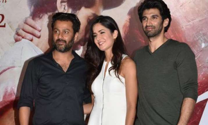 katrina kaif approached abhishek kapoor for the role of