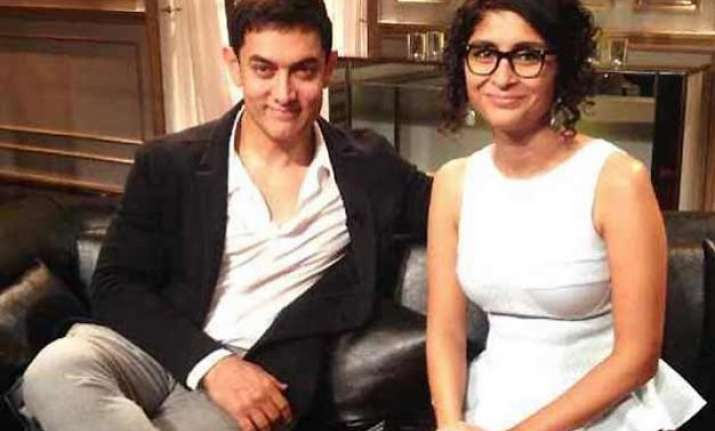 kiran rao setting up a perfect birthday bash as hubby aamir
