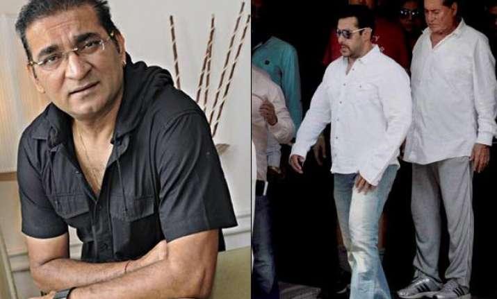 singer abhijeet faces backlash after tweets on salman khan