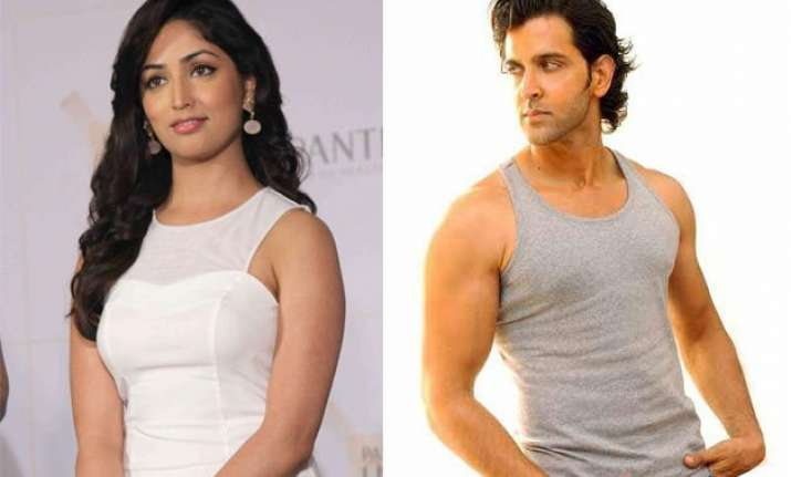 hrithik yami to start shooting for kaabil by march end