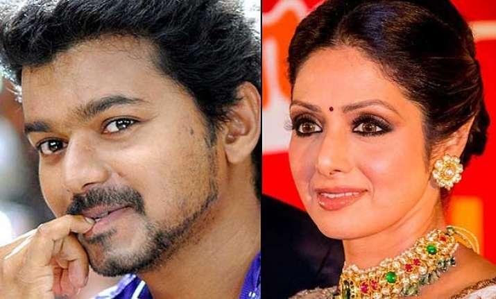 sridevi vijay s film is now puli