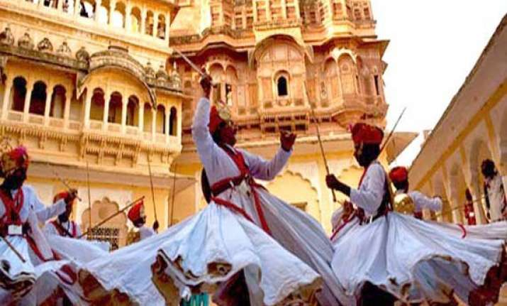 jodhpur fest gives space to folk music