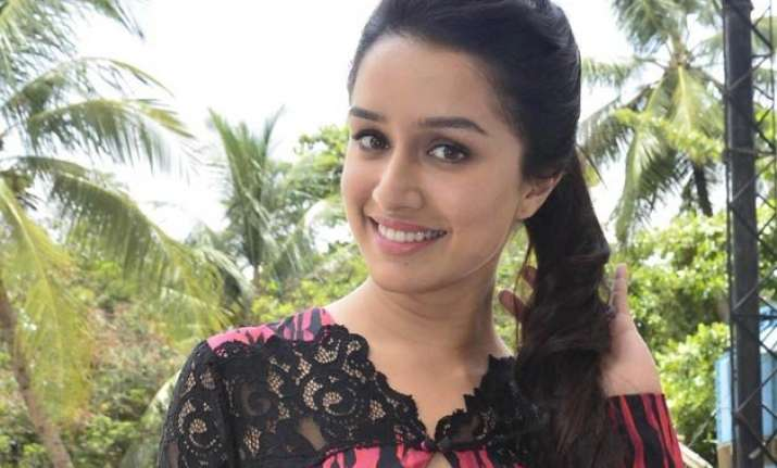 shraddha kapoor eager to try stunts in films