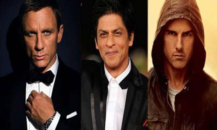 ethan hunt and james bond in one film shah rukh s final