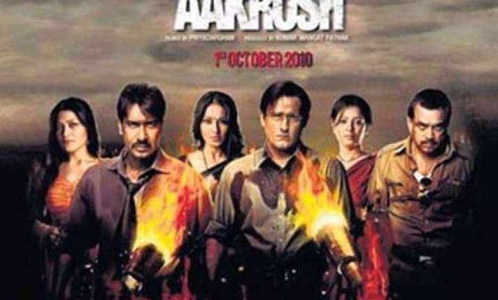 is devgn s aakrosh a lift from mississippi burning