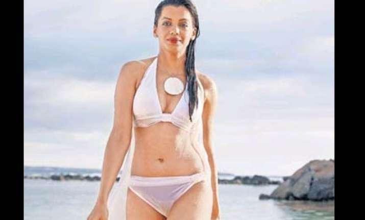 the secret of mugdha s white bikini