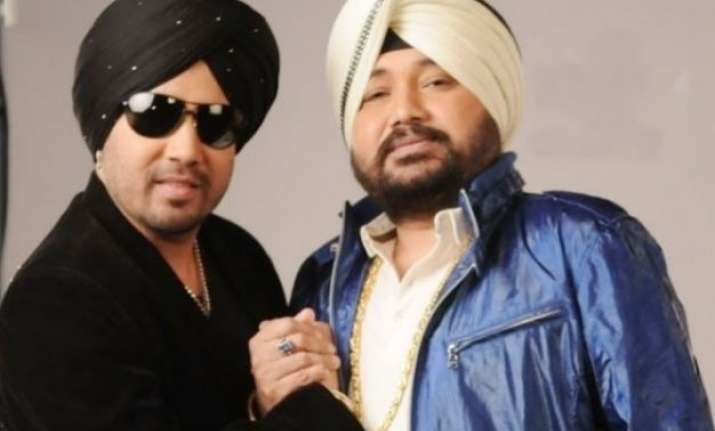 brothers reunion mika shares screen space with daler paaji