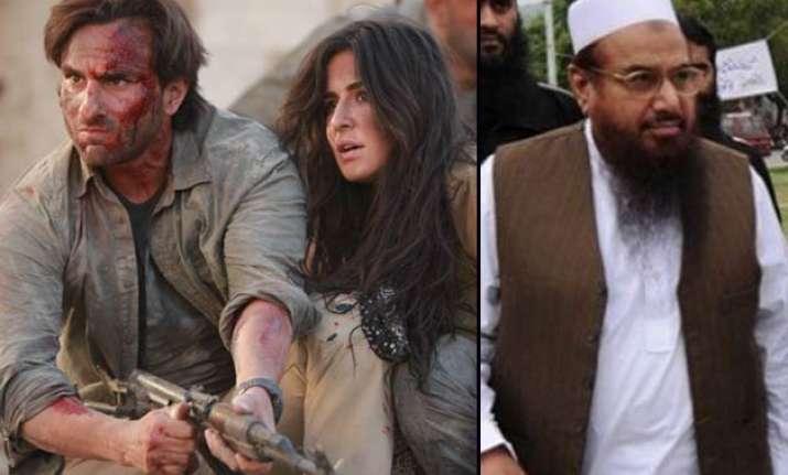 hafiz saeed seeks ban on saif ali khan s phantom in pakistan