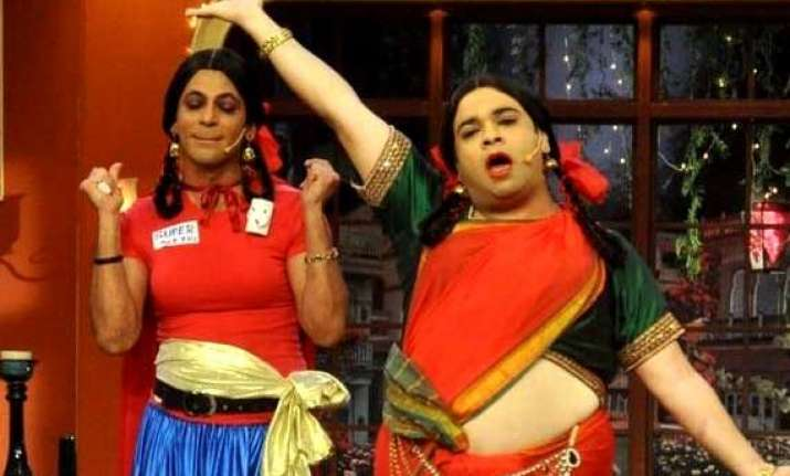 bigg boss 8 it s gutthi palak time in bb 8 house
