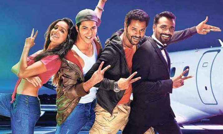 abcd 2 dances away into rs 100 crore club